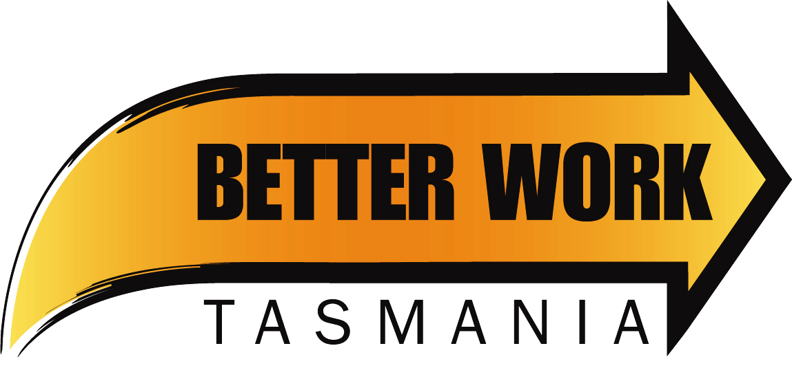 Better Work Tas logo